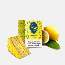 The Cake Vape Lemondeira TPD Compliant Eliquid