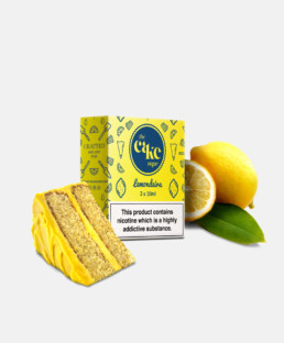 The Cake Vape Lemondeira TPD Compliant Eliquid