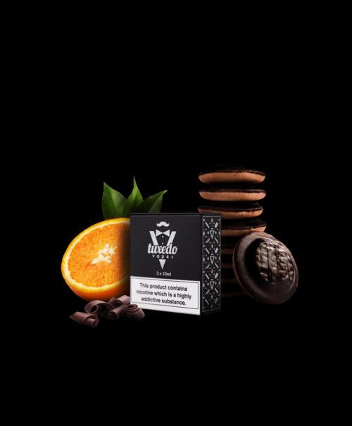 Tuxedo Vapes Chocobis TPD Compliant E-liquid