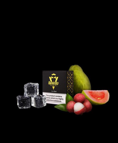 Tuxedo Vapes Litchi TPD Compliant E-liquid