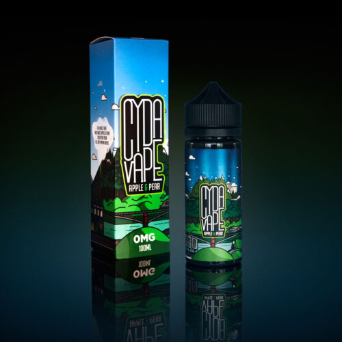 Cyda Vape Apple & Pear 100ml